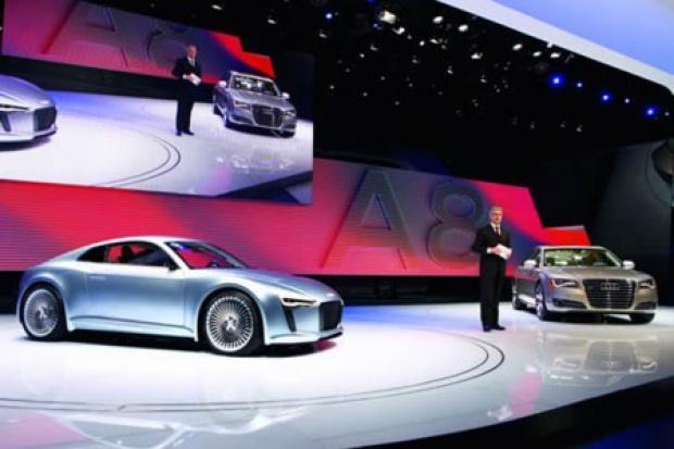 Audi nagrodzone przez Amerykanów