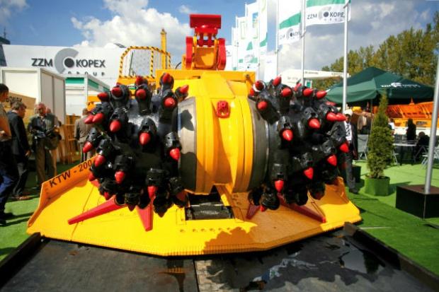 Kopex sprzeda maszyny do Chin za 144,3 mln zł