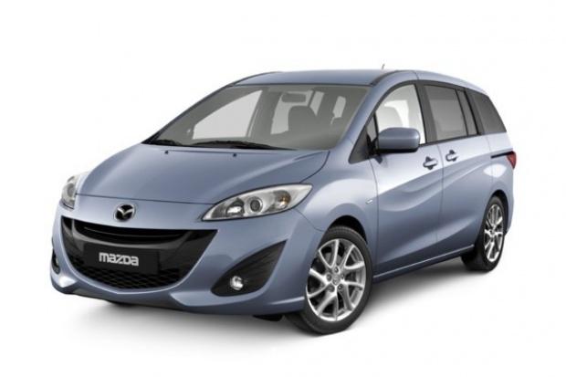 Mazda5: czas na nowy hit