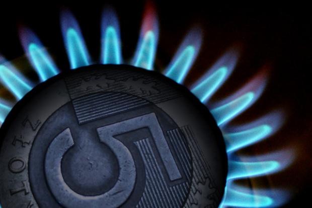 Drogi gaz z Rosji