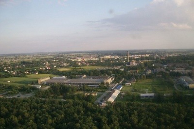 Rozbudowa Regionalnego Parku Przemysłowego w Świdniku