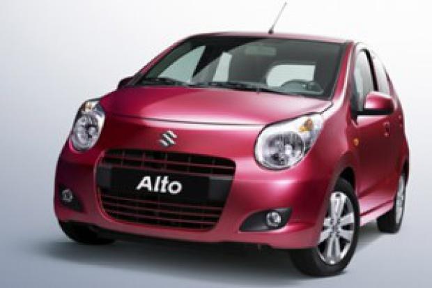 Nie najtańszy ale tani: Suzuki Alto wraca do polskich salonów