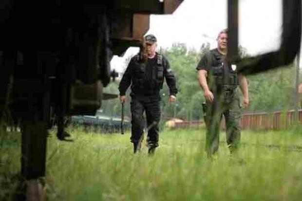 Powstanie policja kolejowa