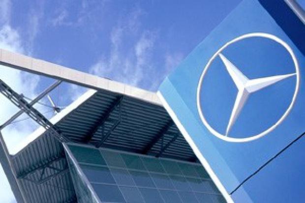Mercedes uzupełnia oczka w polskiej sieci