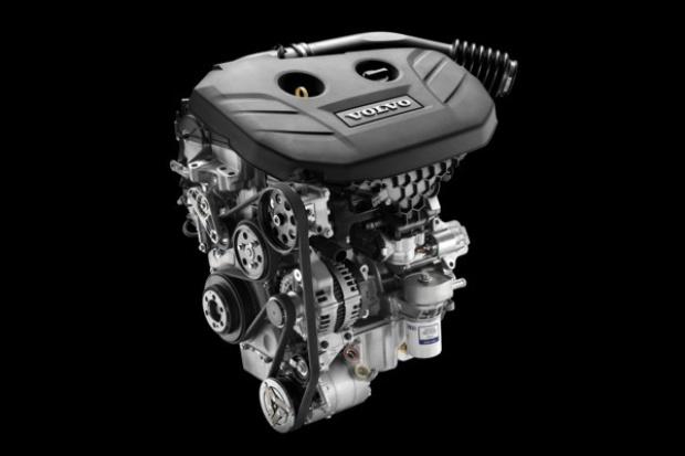 Zupełnie nowy dwulitrowiec od Volvo