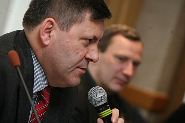 Piechociński, PSL: nie sądzę, by w najbliższych latach doszło do przekazania nadzoru nad górnictwem z MG do MSP