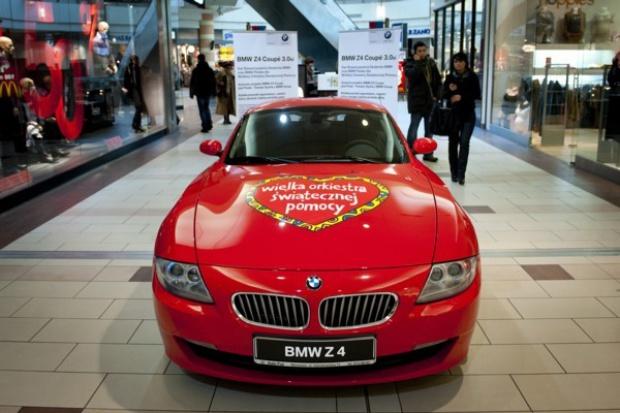Kolekcjonerskie BMW sprzedane na aukcji dla WOŚP