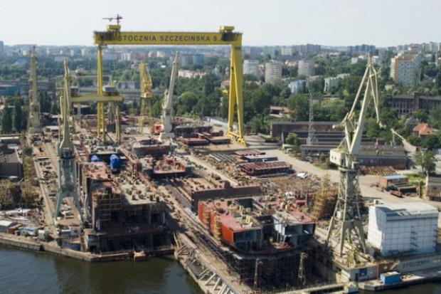 Jest zainteresowanie dzierżawą majątku Stoczni Szczecińskiej