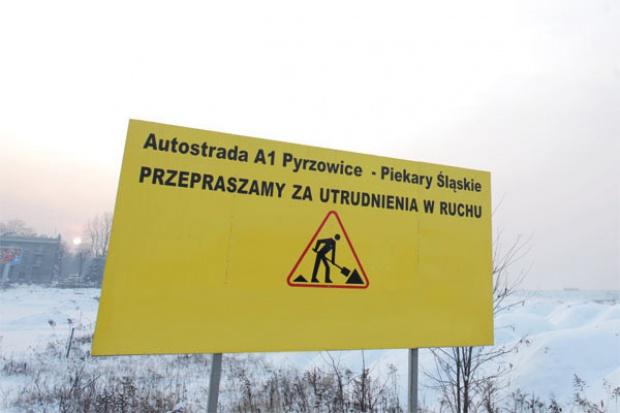 GDDKiA: projekt A1 Stryków-Pyrzowice wymaga zmian