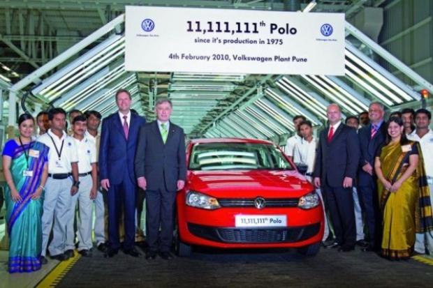 Jest już 11 111 111 Volkswagenów Polo