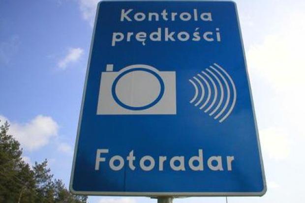 Fotoradary nie działają na silnym mrozie