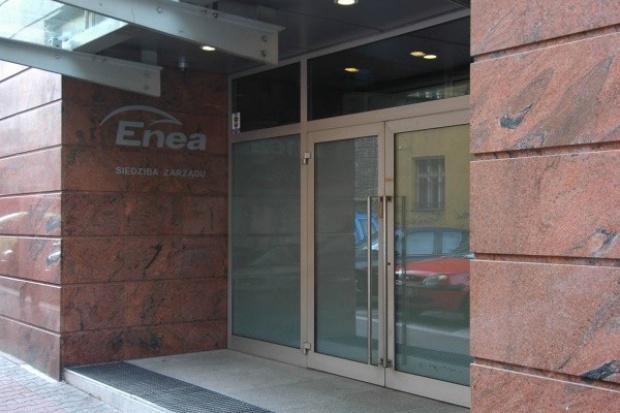 Akcje Enei tańsze, niż oczekiwano