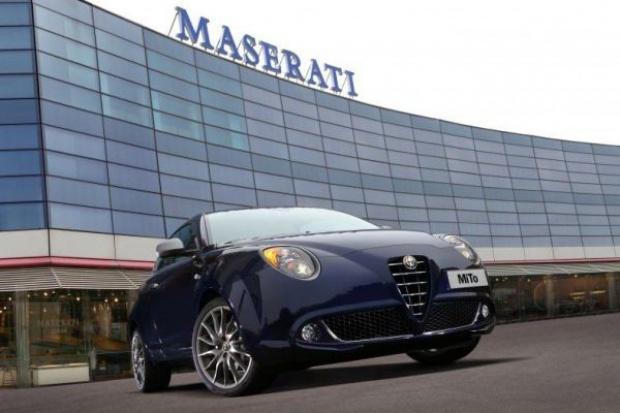 Maserati wybiera Alfa Romeo do obsługi sieci serwisowej