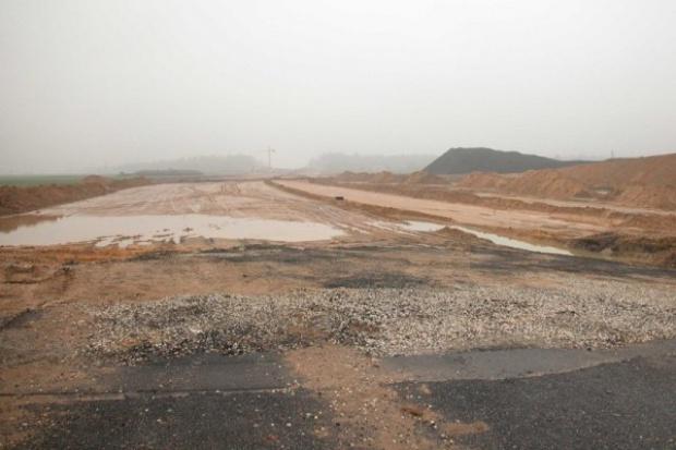 Milion ton kruszyw z KGHM pod autostradę A2