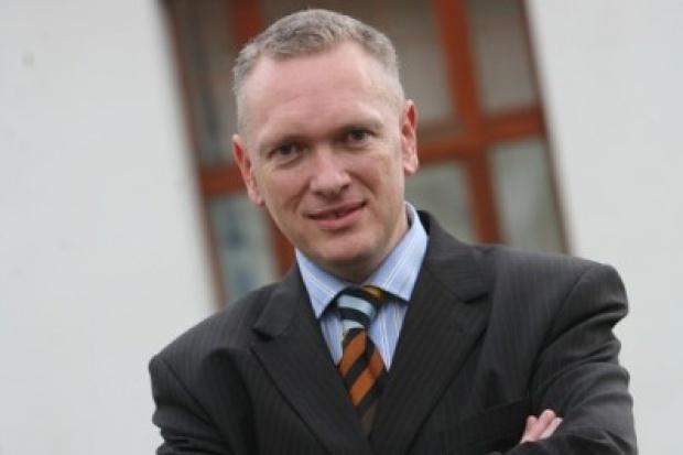 Andrzej Kociubiński w BSK Return