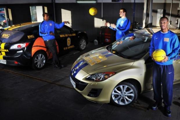Mazda na usługach Mistrzów Polski
