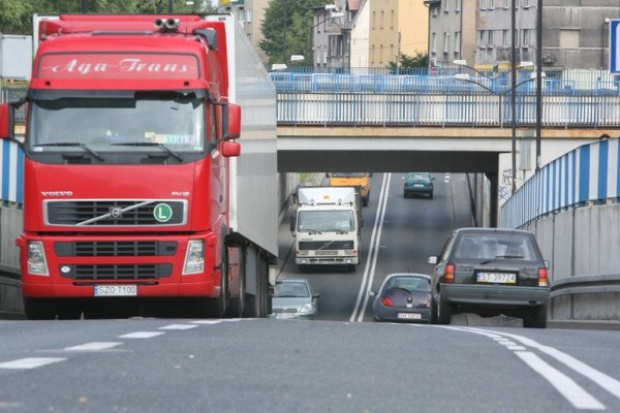 Zapaść na rynku ciężarówek