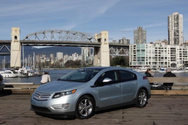 Olimpijska przygoda Chevroleta Volta