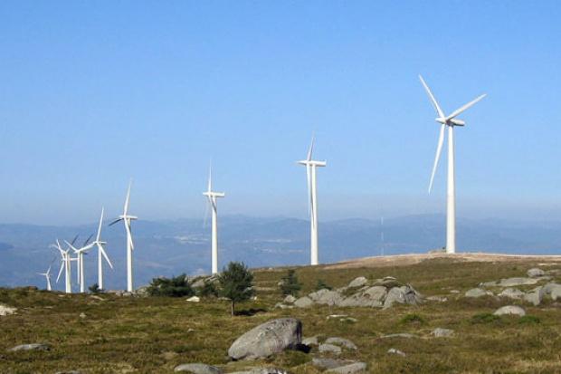 Energetyka wiatrowa ma najszybszy przyrost zainstalowanych mocy