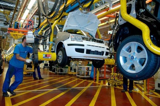 Produkcja Fiata w Tychach na wysokich obrotach