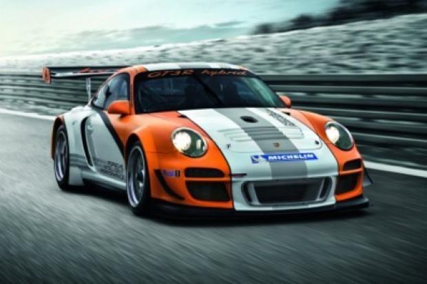 Jest hybrydowe Porsche