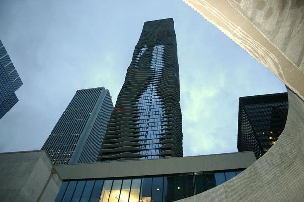 Wybrano najwspanialsze wieżowce 2009 r.