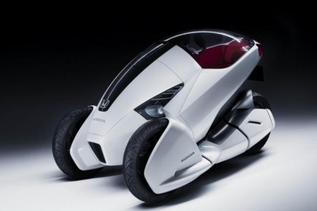 Europejskie prezentacje koncepcyjnych pojazdów Hondy