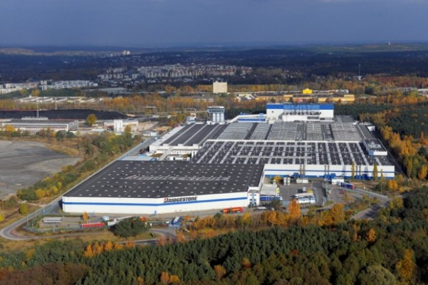 Bridgestone dobrze czuje się w Polsce