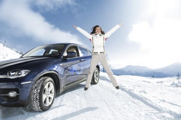 BMW i Katarina Witt za Igrzyskami w Monachium
