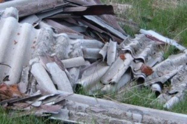 W Polsce wciąż mnóstwo rakotwórczego azbestu