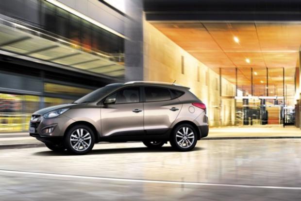 Osiem debiutów Hyundaia