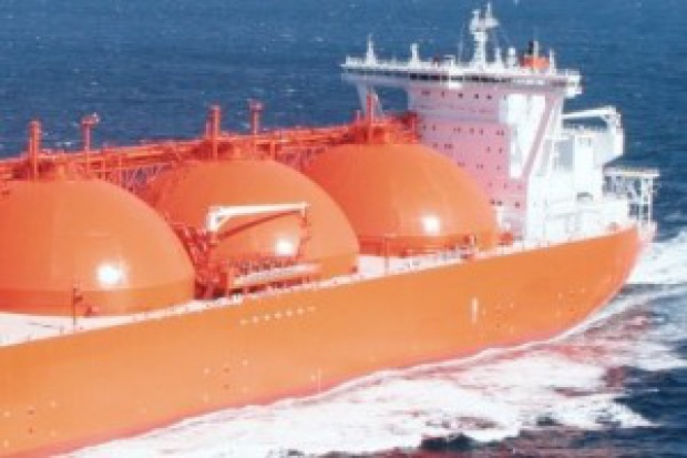 Ukraina planuje terminal LNG