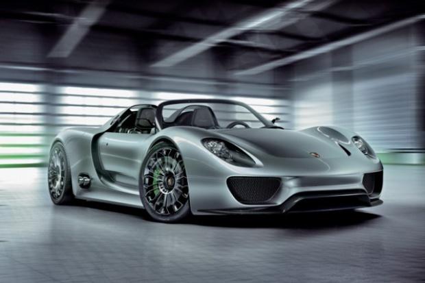 Porsche jakiego nie było