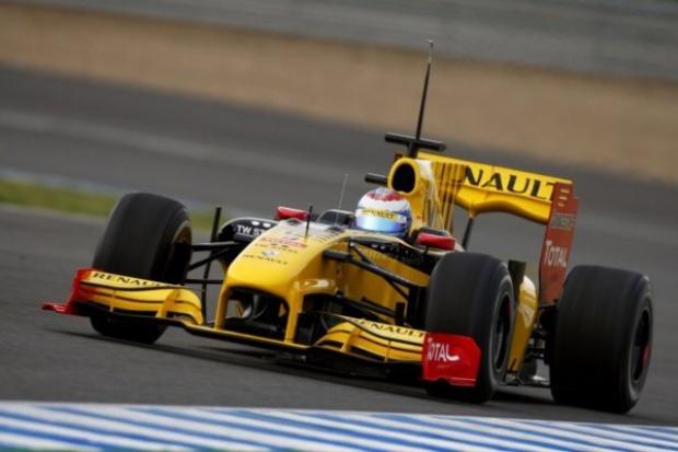 F1: mistrz nie wierzy w Renault Roberta Kubicy