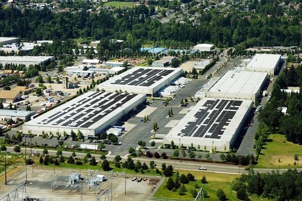 ProLogis buduje w USA wielką instalację słoneczną