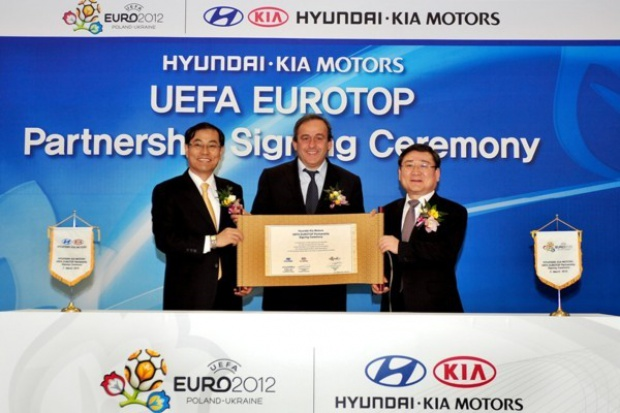Kia sponsorem rozgrywek UEFA EUROTOP