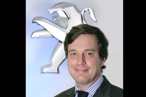 Nowy szef Peugeot