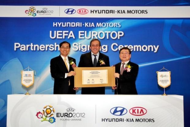 Hyundai partnerem UEFA do 2017 r