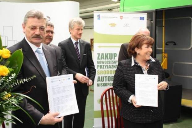 Poznań kupuje nowe Solarisy na Euro 2012