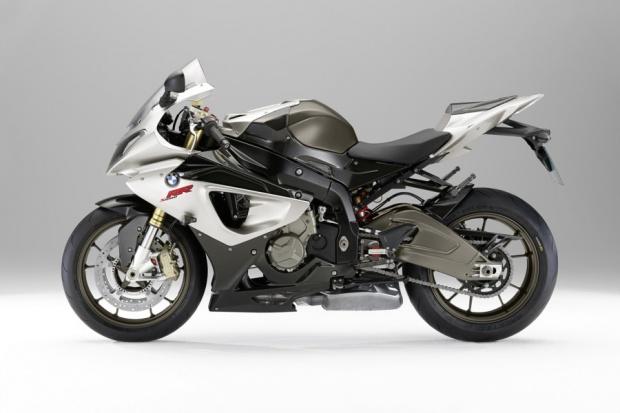 BMW ozłocone za motocykle