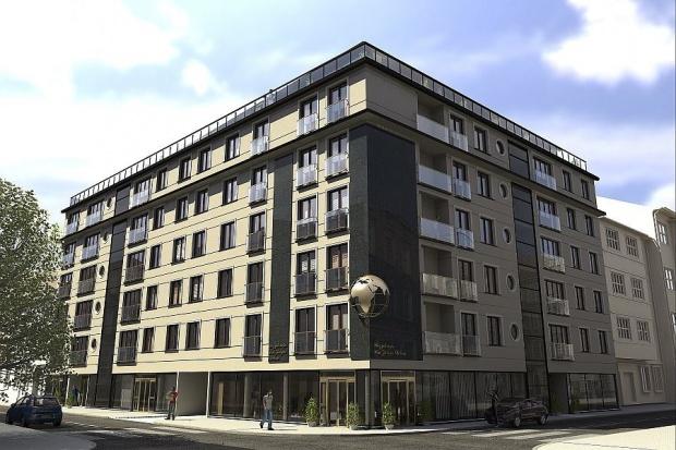 Supernowoczesna rezydencja stanie w centrum Krakowa