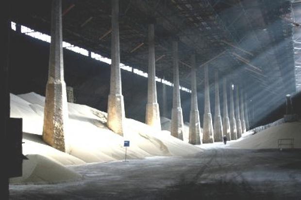 Zima torpeduje plany nawozowe potentatów