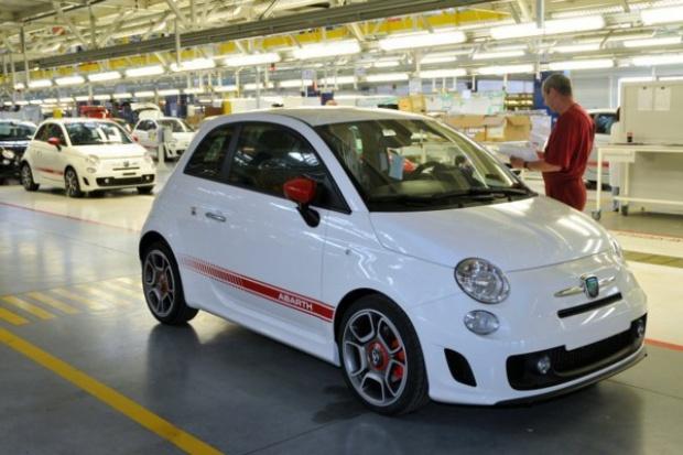 Tyski zakład Fiat Auto Poland nie zwalnia tempa