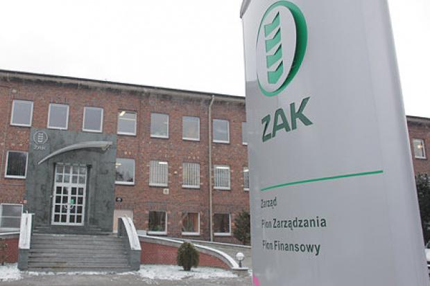 Nowa instalacja uzdatniania wody w ZAK ruszy zgodnie z planem