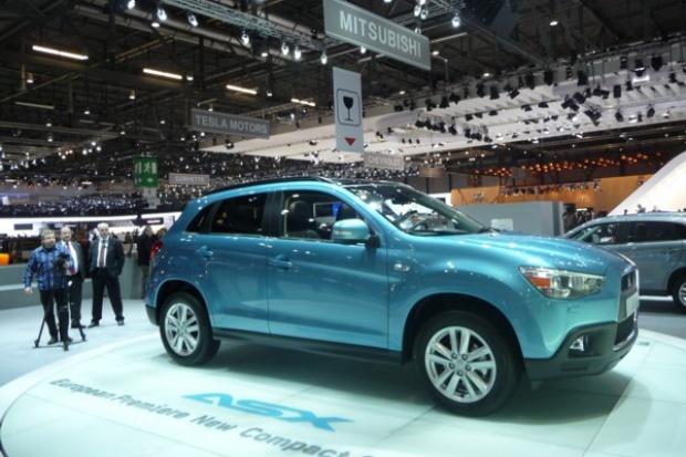 Nowy crossover Mitsubishi powyżej oczekiwań