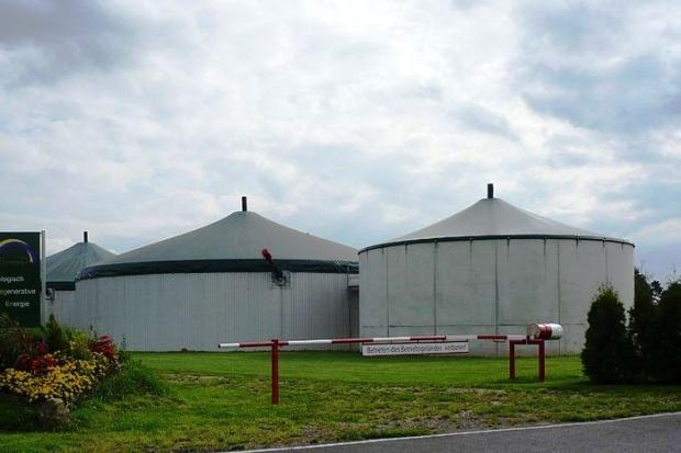 Przyszłość to biogaz
