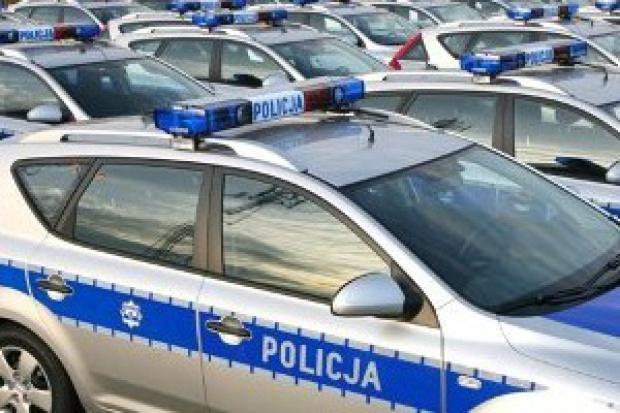 5 tysięcy pojazdów dla policji w 2009 roku