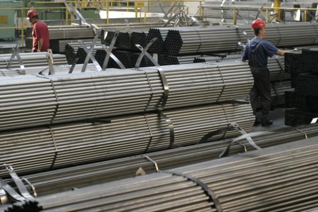 Rośnie światowa produkcja stali