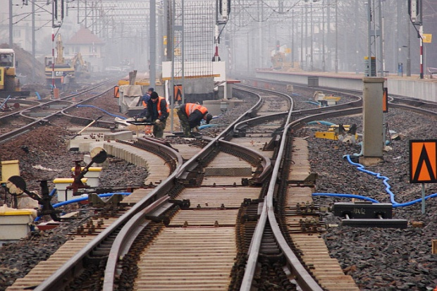 Rząd zaczyna wielki remont kolei