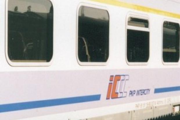 Intercity z lewym rozkładem